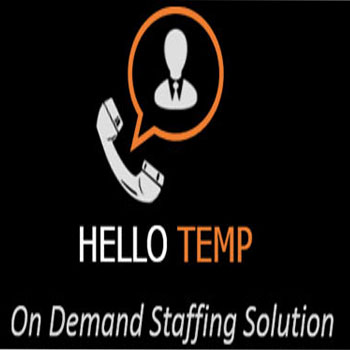 Hello Temp Logo